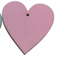 Pink Wooden Heart [+9,67 lei]